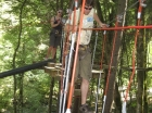 High ropes Morzine