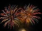 Fireworks Morzine