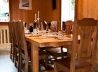 Self Catered basis in Chalet Emile