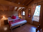 Bedrooms with balcony