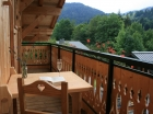 Balcony views of Morzine
