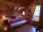 En suite Bedroom with balcony in Morzine