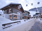Winter Central Chalet