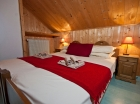 King-size bedroom with balcony