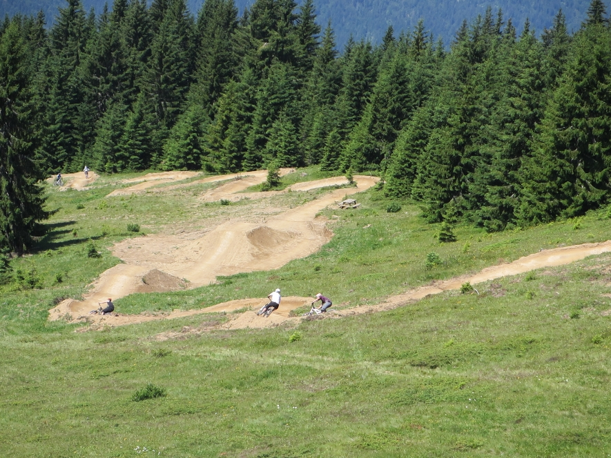 Morzine Mountain Biking Riders Refuge
