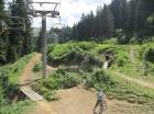 Chatel bike park