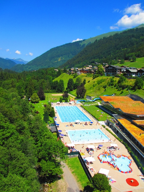 Morzine Outdoor Pool