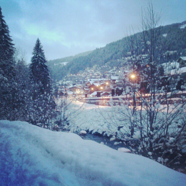 Morzine Alpine Chalet