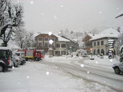 Town Center Chalet