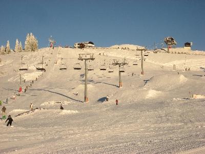 Snow Park Avoriaz