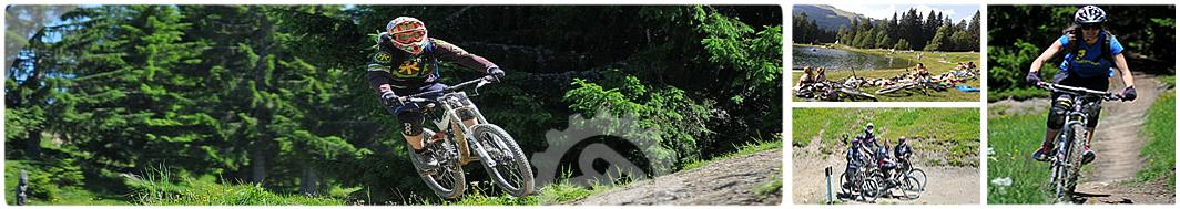 girls morzine, girls mtb week 2014, girls mountain bike holiday