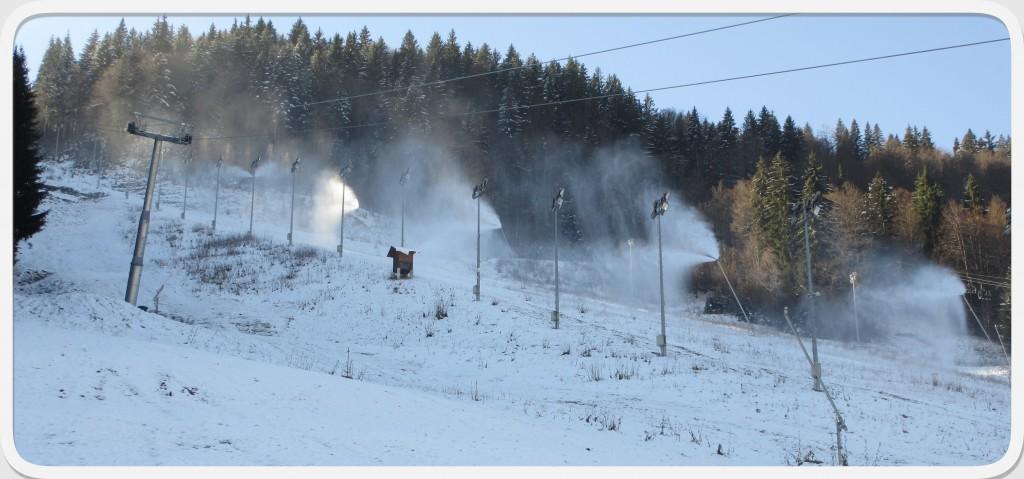Snow, Morzine