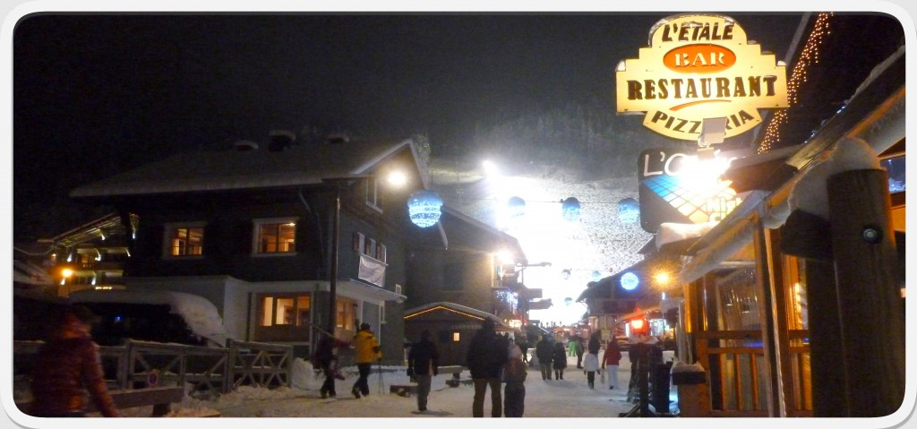 Morzine Restaurants