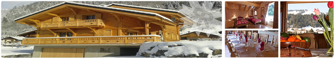 luxury chalet Morzine