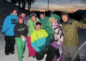 group ski holidays