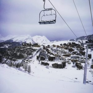 Avoriaz opens early